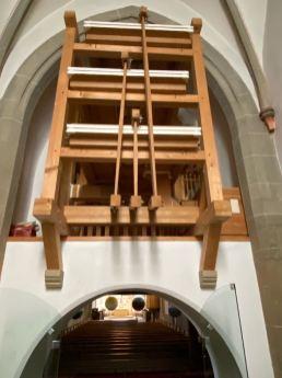 Orgel - St. Matthias - Bad Sobernheim