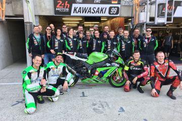 FIM Endurance World Championship 2018 – 24h Rennen Le Mans
