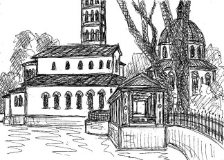ArkadSk12 Sanssouci Friedenskirche