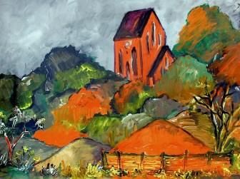 BARNIM42_Kirche in Klobbicke