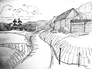 Balkan13-Selo bei Bled II