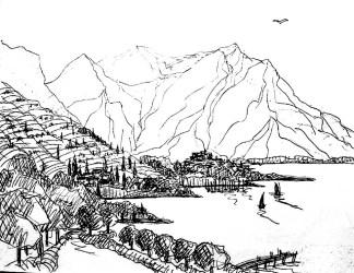 Balkan23-Dalmatien-Kueste bei Duce
