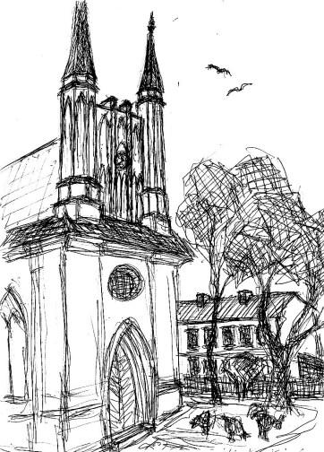 BarnimSk13 Joachimsthal Schinkelkirche