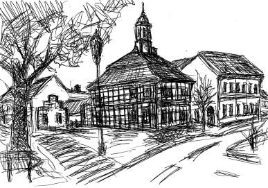 BarnimSk17 Biesenthal Rathaus