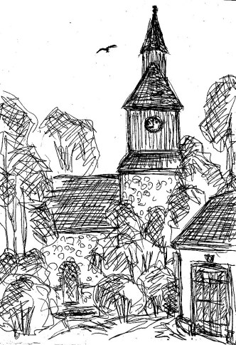 BarnimSk4 Wandlitz Dorfkirche