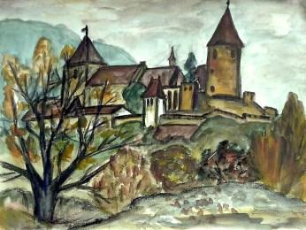 Boehmen3-Burg Krivoklat