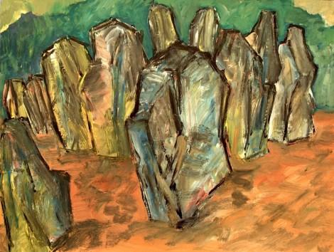 Bretagne4_Menhire von Carnac1
