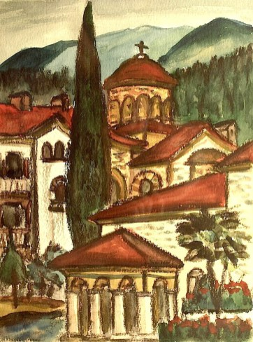 Bulgar13-Batchkovo-Kloster1