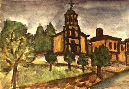 Bulgar16-Chvojna-Kirche