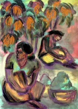 Burma6-Pagan-Obstverkaeuferinnen