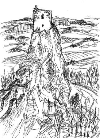CZ5 Burg Trosky2