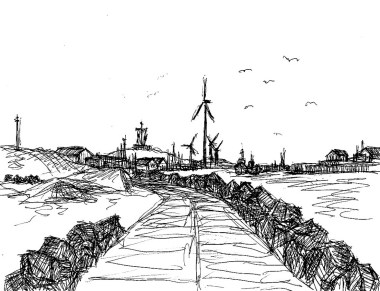 DK1 Hvide Sande Nordhafen