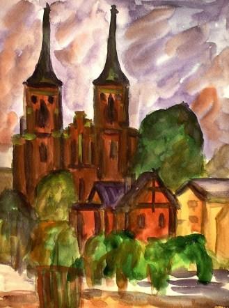 Daenemark3-Dom zu Roskilde
