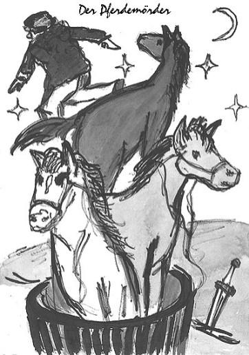 Der Pferdemoerder
