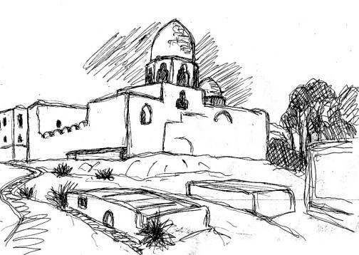 Egypt12 Assuan Fatimidenmoschee