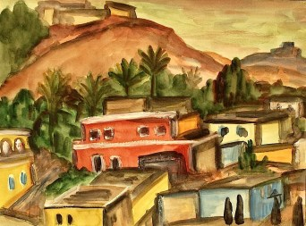 Egypt12-Nubisches Dorf1