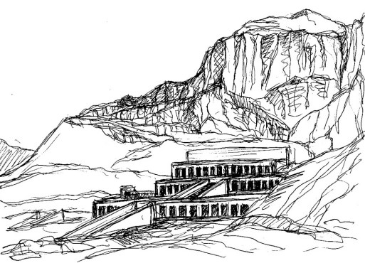 Egypt15 Deir-el-Bahari