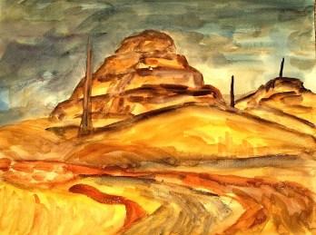 Egypt3-Djoser-Pyramide