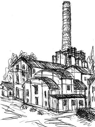 ElbeElsterSk5 Domsdorf brikettfabrik Louise2