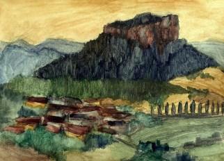 Elbsand25-Blick zum Lilienstein