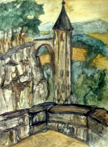 Elbsand9-Auf der Festung Koenigstein2