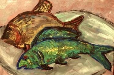 Fische3_Aesche und Blei