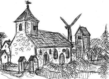 FlaemSk13 Garrey Feldsteinkirche