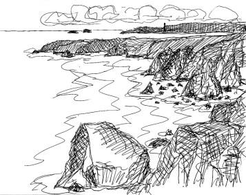 GB16 Cornwall Bedruthan Steps1