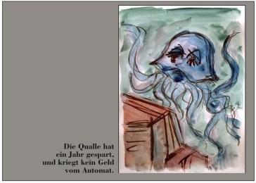Hagedorn3-Die Qualle