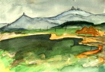 Harz5-Blick zum Brocken