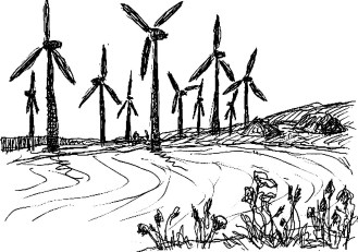 HavelSk3 Nauen Windpark