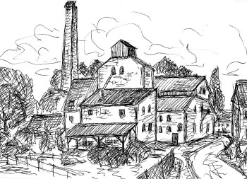 HavelSk5 Ribbeck Alte Destillerie