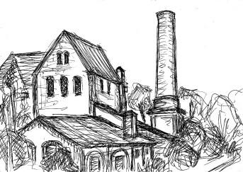 HavelSk8 Falkenrehde Alte Destillerie