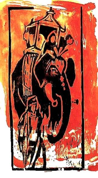 IndienG1-Elefant