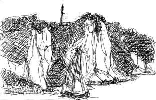Jasmund1-Koenigsstuhl u Stubbenkammer
