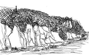 Jasmund2-Blick zur Stubbenkammer