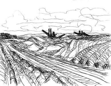 LausitzSk16 Tagebau Welzow-Sued1