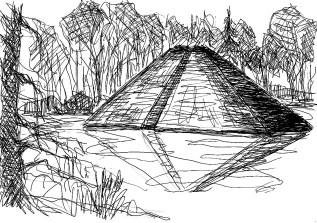 LausitzSk2 Branitz Pueckler-Pyramide