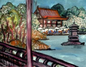 Marzahner Garten-Chinesisches Teehaus