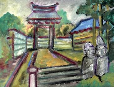 Marzahner Garten-Koreanischer Garten