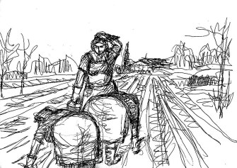 MittelSk7 Beelitz Spargelstecherinnen