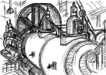 OHVSk3 Mildenberg Dampfmaschinenhaus