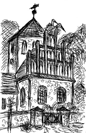 OHVSk8 Buberow Dorfkirche
