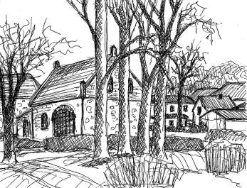 OderSk13 Ihlow Dorfkirche