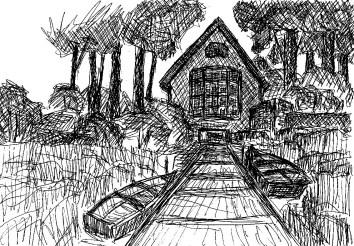 OderSk16 Buckow Brechthaus