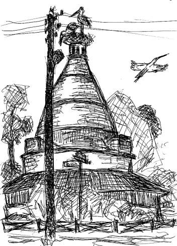 OderSk4 Wriezen Storchenturm Altgaul