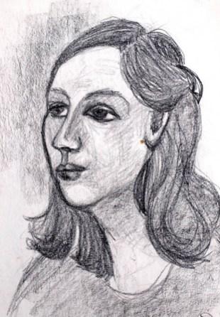 Portrait Angelika III