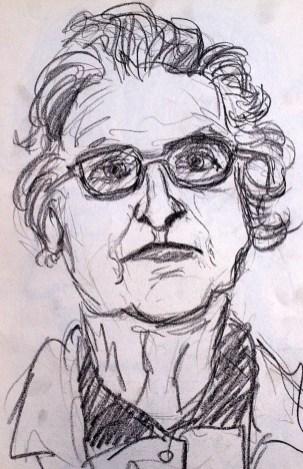 Portrait Frau Hofmann