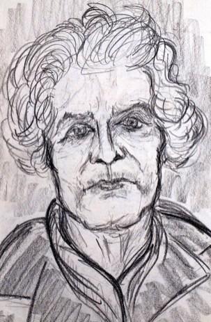 Portrait Frau Mielenz