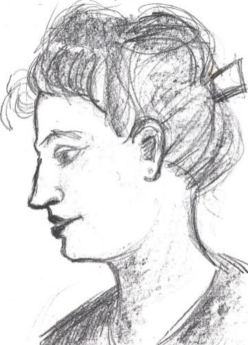 Portrait Gunhild